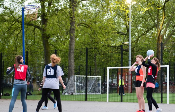 Guide To Social Netball Games In London